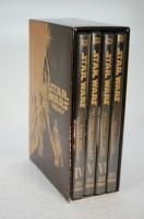 Star Wars Trilogy DVD 2004 4 Disc Set
