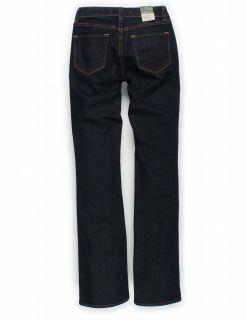 Brand Low Rise Dark Blue Bootcut Jeans Sz 26