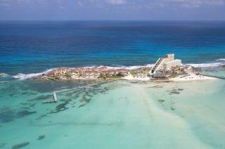 ISLA MUJERES ISLAND CANCUN MEX 2B 2B VILLA CARIBBEAN VIEW WHITE SAND
