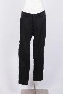 Brand Maternity Black Skinny Jeans with Elastic Waist Inserts Sz 32