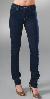 "J Brand Bardot High Rise 12"" Pencil Leg Jean"