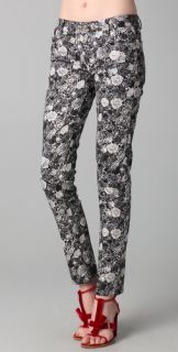Thakoon Rose Print Pants