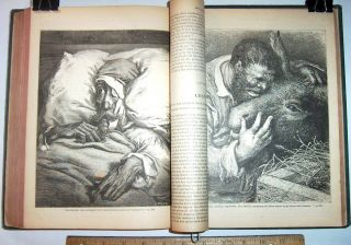 QUIXOTE by Cervantes GUSTAVE DORE Illustrated KNIGHT Medieval Spain