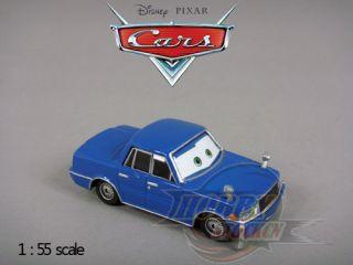 Disney Pixar Cars Diecast Toy Ito San