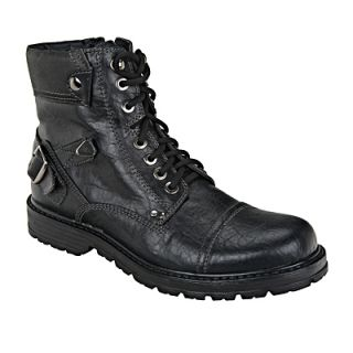 New Day Five Jump Mens Motorcycle Winter Boots
