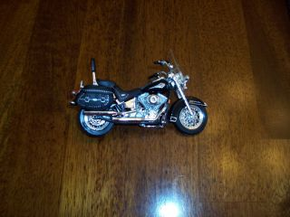 Motorcycle Ornament Harley Davidson 2000 Heritage Classic
