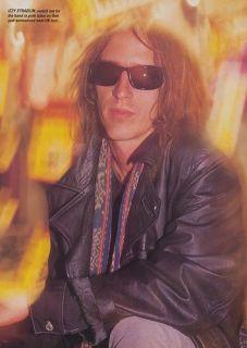 Izzy Stradlin Mini Poster Pin Up 5 UK Guns N Roses