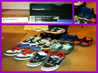 Lot of Nike Skateboarding Deadstock Nike SB Dunk CL Low Paul Rodriguez