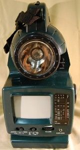 Coleman Multi Functional TV Radio Lantern Green