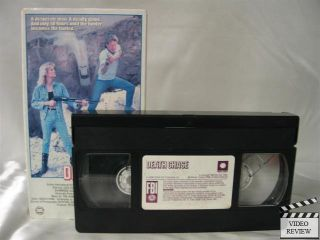Death Chase VHS William Zipp Paul Smith Jack Starrett