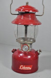 1962 Coleman Camping Lantern Model 200A