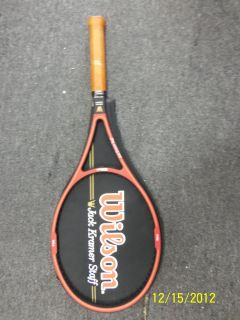 Wilson St Vincent Jack Kramer Staff 85 MS Brand New Tennis Racket