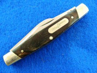 373 POCKET STOCKMAN CATTLE JACK KNIFE HUNTING FISHING KNIVES TOOLS
