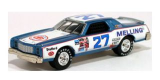 JL Stock Car Legends Benny Parsons 27 Chevrolet