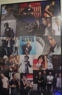 Levine Bruno Mars Big Time Rush Jason Derulo Jackson Rathbone Poster