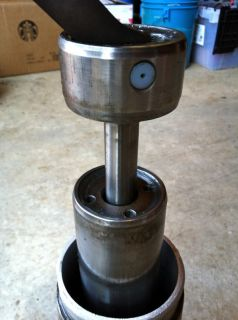 Wacker Jumping Jack Compactor Rammer Tamper Guide Cylinder Lower End