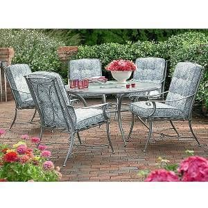 Piece Jaclyn Smith Palermo Patio Furniture Set