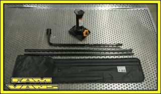 Ford Econoline Van Jack Spare Tire E150 E250 E350 with Tools