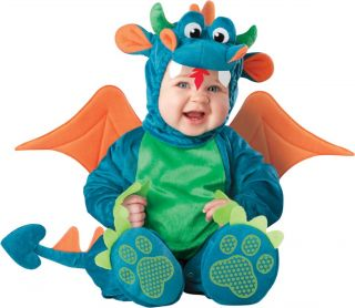 Dinky Dragon Wings Infant Toddler Halloween Costume New