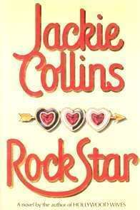 Rock Star by Jackie Collins Hardcover