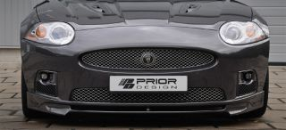 Jaguar XK XKR Full Body Kit Front Lip Sides Diffuser