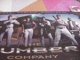 Drew Todd Helton Jason Kendall Lumber Co Poster