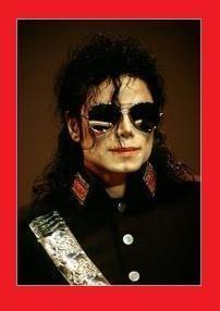 Michael Jackson Silver Chrome Mirror Aviator Sunglasses