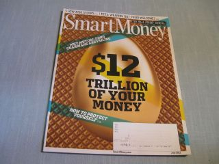 SMART MONEY MAGAZINE July 2012 $12 TRILLION  MUTUAL FUND GUARDIANS ARE