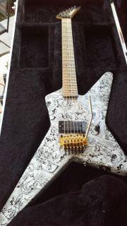 Jackson Charvel USA San Dimas Star Guitar Original Floyd Rose Hard