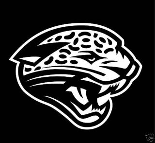 Jacksonville Jaguars Logo NFL Window Sticker Car Decal