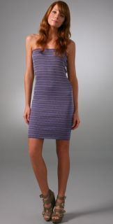 M Missoni Ribbed Strapless Dress / Pencil Skirt
