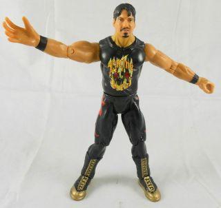 Jakks Pacific WWE WWF ECW WCW Eddie Guerrero Figure