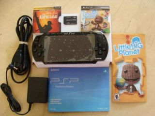 Sony PSP 3000 Black Friday Portable Gaming Pack 98878