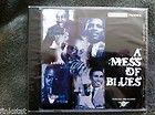 BLUES SEALED CD   MAGIC SAM, ELMORE JAMES, JUNIOR WELLS, BUDDY GUY++