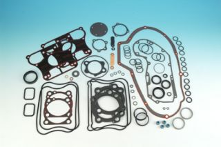 JAMES COMPLETE MOTOR ENGINE GASKET KIT HARLEY DAVIDSON SPORTSTER 1986