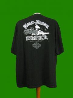 Harley Davidson T Shirt Jamaica 4XL