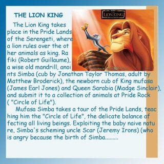Walt Disney Nala The Lion King Choco Party Figure Japan