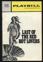 1970 Last Red Hot Lovers Theater Playbill Coco Simon