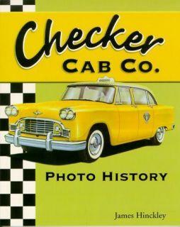 Checker Cab Company Taxi Marathon New York Cab Buses