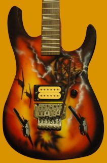 Jackson Dinky Guitar Body