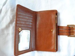 Michael Kors Gansevoort Top Zip Continental Wallet Luggage