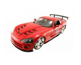 Jada Toys Bigtime Muscle Dodge Viper SRT10 Hard Top 2008 1/24 diecast