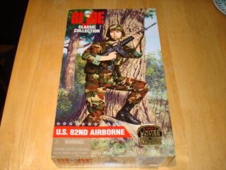 12 inches 1998 Hasbro Gi Joe US 82nd Airborne Gi Jane Figure
