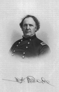 General James R Slack Civil War Huntington Indiana