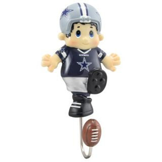 Dallas Cowboys 7 Mascot Wall Hook