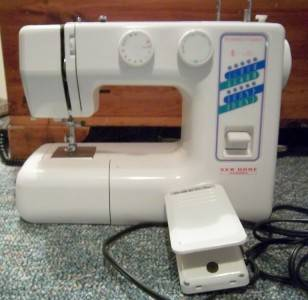 Janome Sewing Machine New Home Parts or Repair