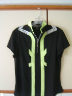 Jamie Sadock 2012 Collection Shirt Color Frenzy in Size Small