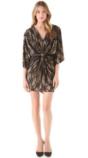 Tbags Los Angeles Lace Tunic Dress