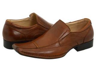 Steve Madden Jaredd Tan Mens Dress Shoes Size 8 5 M