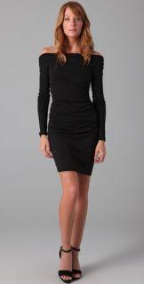Susana Monaco Off Shoulder Dress